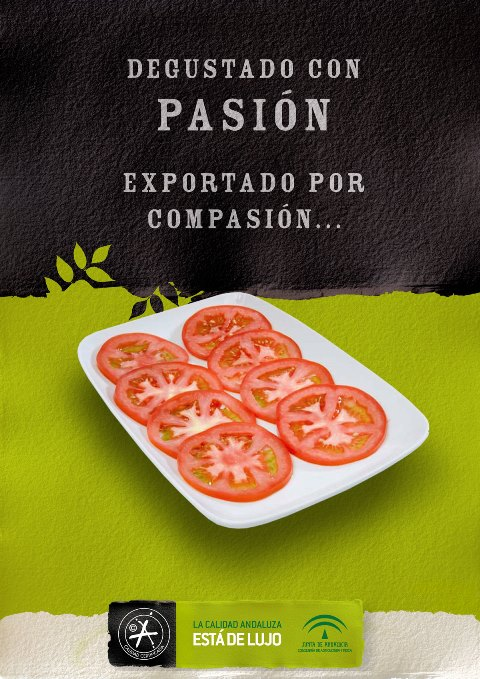 """Tasted with passion, exported with compassion"""